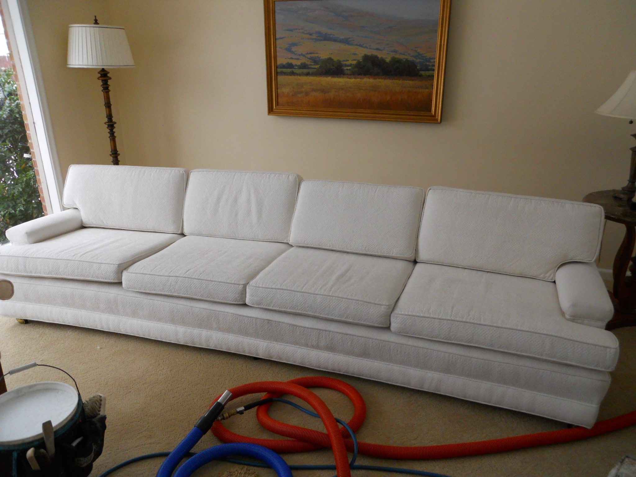 Couch Cleaning Newport 3015