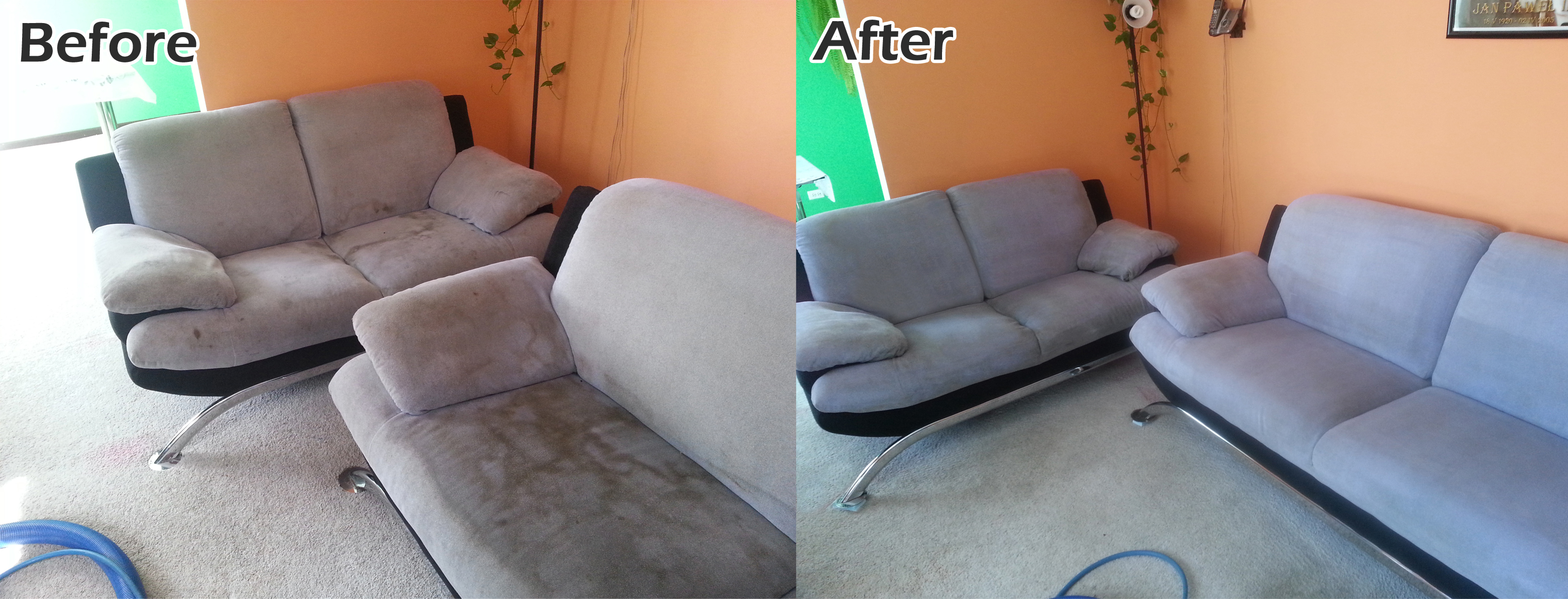 Couch Cleaned Christmas Hills 3775