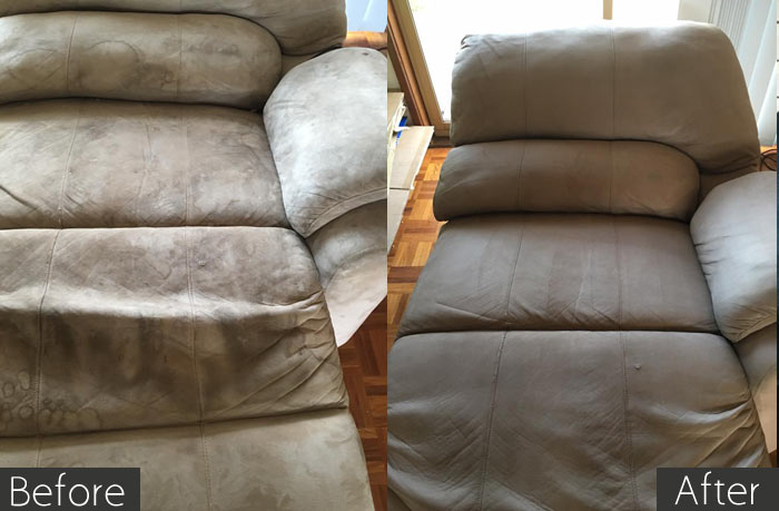 Couch Cleaning Bunding
