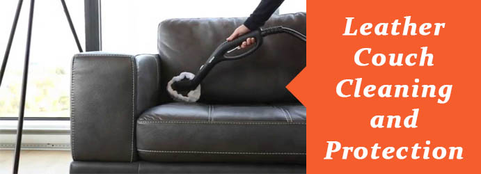 Leather Couch Cleaning Macgregor