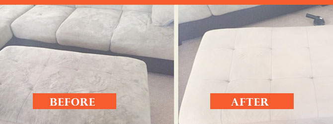 Expert White Leather Couch Cleaning Services
